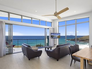 New Home 'Breathtaking Views' 2B Waratah St, Scotts Head NSW