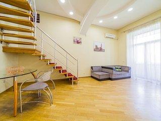 2 Level Penthouse Kiev City Center
