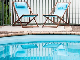 Walk to Long Jetty - Enjoy the pool