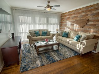Renovated Bungalow ♛ Great Location ♛ Close to NODA