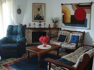 Lindo apartamento com decoração estilo Country e próximo de Capivari