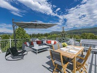 Condo for rent - Baie Saint Paul - Quai des Veuves 338