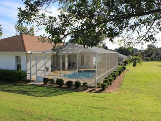 4 Bedrooms and 2 bathrooms, private pool