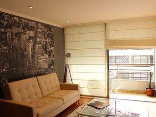Modern and spacious Apartment in Escuela Militar