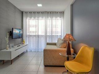 Apartamento Temporada na Ponta Verde