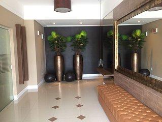 Apartamento dois dormitorios no Novo Campeche