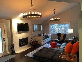 Unique uptown 3bed 3 bath with tons of parking, land and 3-3 basketball court
