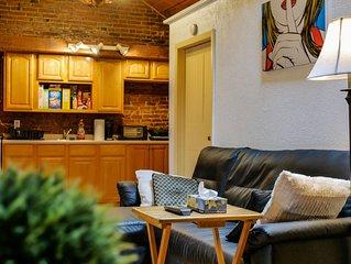 ✍Historic Loft Suite * Downtown Albany
