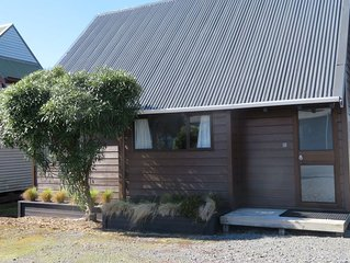 National Park Chalet. A perfect base for the Tongariro Crossing and cycling trai