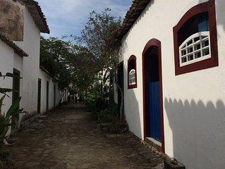 Casa no Centro Histórico de Paraty