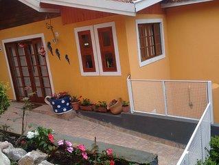 Casa para temporada em Campos do Jordão rua Diamantina vila rica