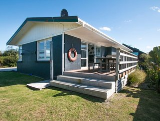 Brilliantly positioned 30 metres from the beach.