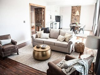 Sullivan St Loft in Knoxville's Old City