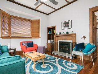 Cosy CBD Cottage Hamilton - central, well equipped