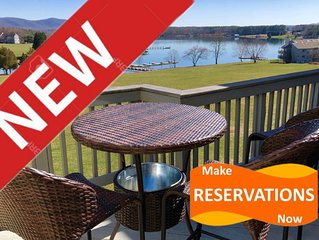 BERNARDS LANDING RESORT�SMITH MOUNTAIN LAKE VACATION RENTALS�JANUARY LOW RATE!