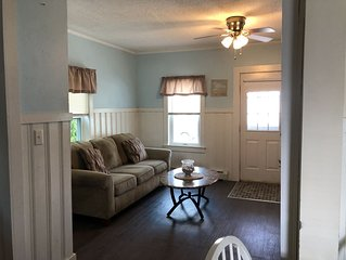 3 bedrooms two baths  cross st to beach