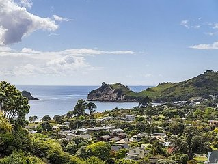 At Cathedral Cove - Hahei Holiday Home