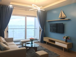 Oceanica, Sea view apartment - The Sapphire Residence