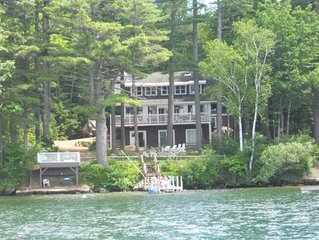 JOH14W - Pet Friendly Waterfront on Lake Winni