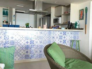 Apartamento beira mar em Porto de Galinhas