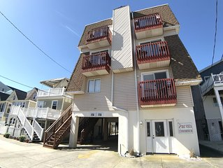 Experience the Beaches of Sea Isle City, by the Tranquility of the Bay!