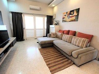 Cosy & relaxing home opposite Taman Bahagia LRT Station * PJ SS2