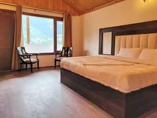 G Villas- Luxurious Cottage with beautiful mountain view 5