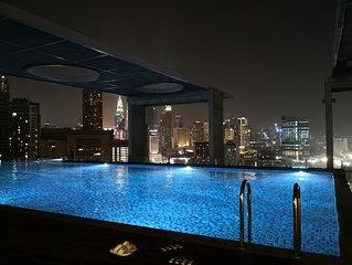 (City Pool View) D'Majestic Short Stay at Kuala Lumpur/ Bukit Bintang/ Pudu