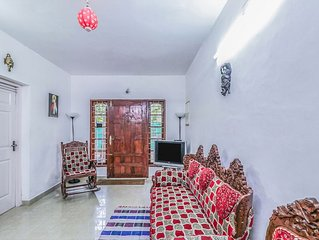 Independent 3 Bedroom , hall and kitchen house all bedrooms are bath attached