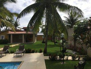 Ampla casa Condominio Agua -Guarajuba