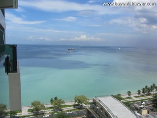 Baywatch Tower -  Nicely decorated condo (50 m2) - Manila Bayview