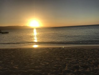 Beachfront Condo Montego Bay.