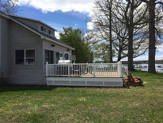 Newly Remodeled Lake Front Home! Ranked #1 in reviews on Owasco Lake!!
