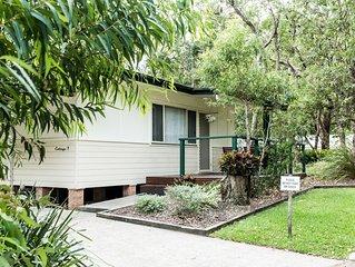 The Retreat Port Stephens- Cabins
