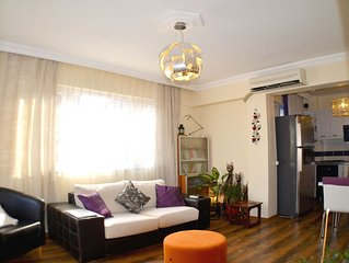 Quiet Sunny Spacious 1+1 Loft on Istiklal * Taksim Square