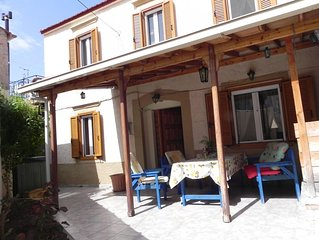 Village house with two bedrooms, close to beautiful beaches on Lesvos