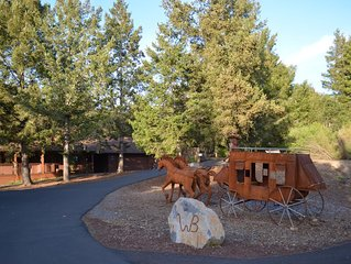 WineBerry Lodge, Gourmet In/Outdoor Kitchens, Spa