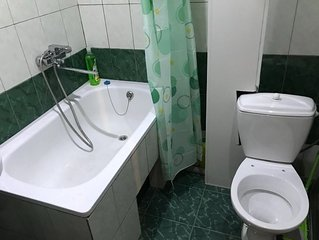 One-bedroom apartments in the center of Pyatigorsk