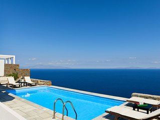 Big Blue - Absolute sea views and pool