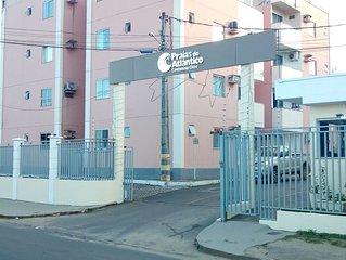 Apartamento para Temporada na Zona Sul de Ilheus 300 metros da praia.