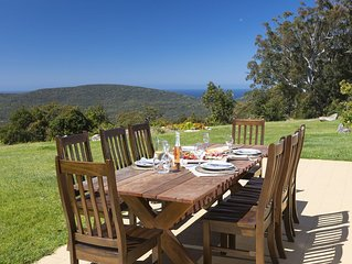 Magic Mountain - the name says it all.... spectacular views, privacy, nature
