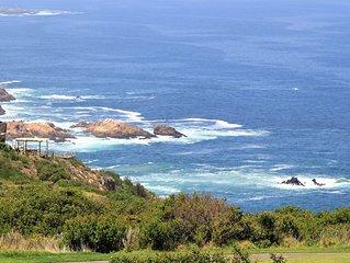 Wildwasser Golf Haus - Pezula Golf Estate - Spectacular Ocean views