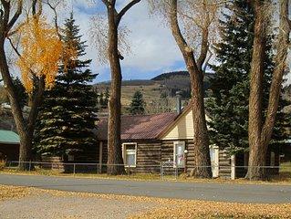 Quaint Cabin in Creede