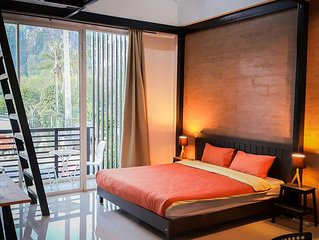 Baan Glur : private 2-story townhome fully equipped for your convenience.