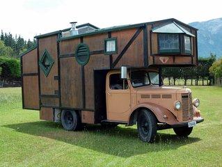 House Truck - Wacky Stays - six UNIQUE rentals