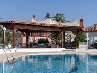 Villa with Private Pool in Puglia for 16 people