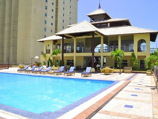 GOLD Suite *Malecon Center WIFI | CABLE | AC