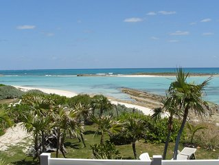 Coral Sands Beach House on the Ocean, Green Turtle Cay, Bahamas