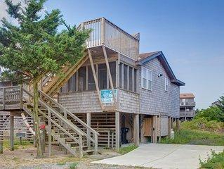 Whale Inn - Well-loved 3 Bedroom Semi-Oceanfront Home in Avon