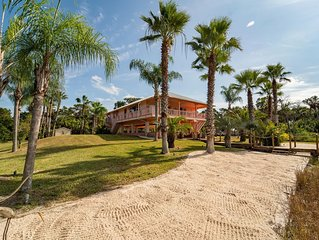 Ozello Keys Waterfront Retreat on the Saint Martins River minutes to the Gulf.